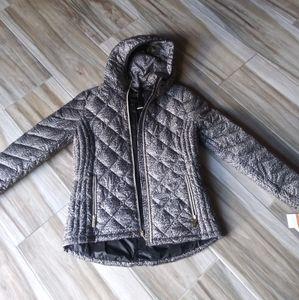 NWT Michael Kors Leopard Print Jacket